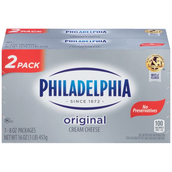 Kraft Philadelphia Original Cream Cheese