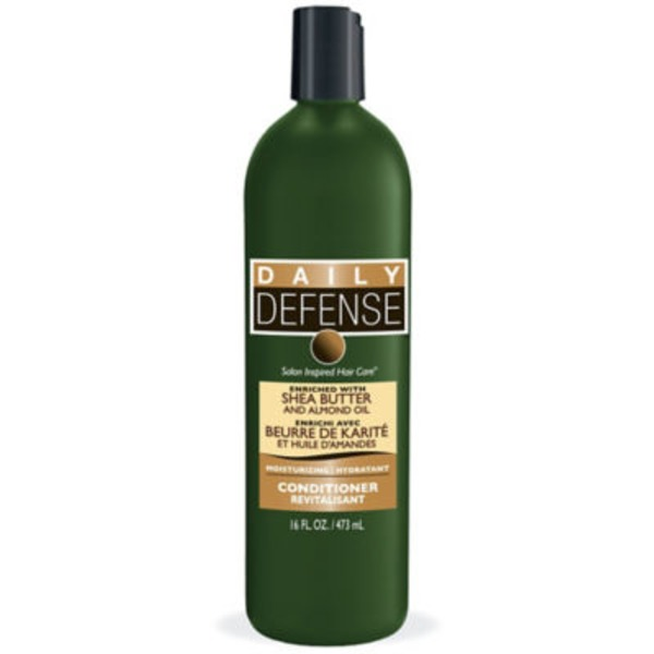 Daily Defense Shea Butter and Almond Oil Conditioner