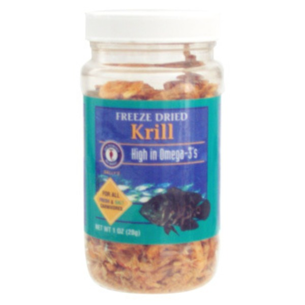 San Francisco Bay Coffee Freeze Dried Krill