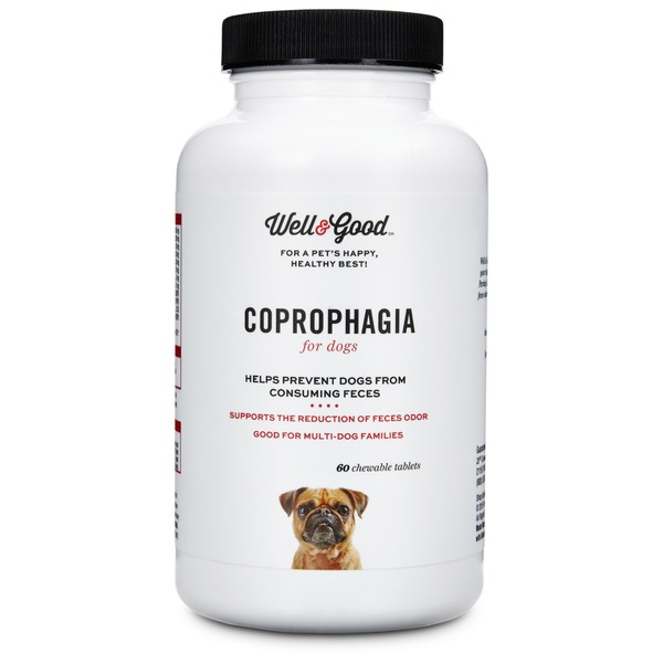 Petco Coprophagia Dog Tablets