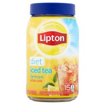Lipton Drink Mix, Lemon Black Iced Tea, 4.4 Oz, 1 Count
