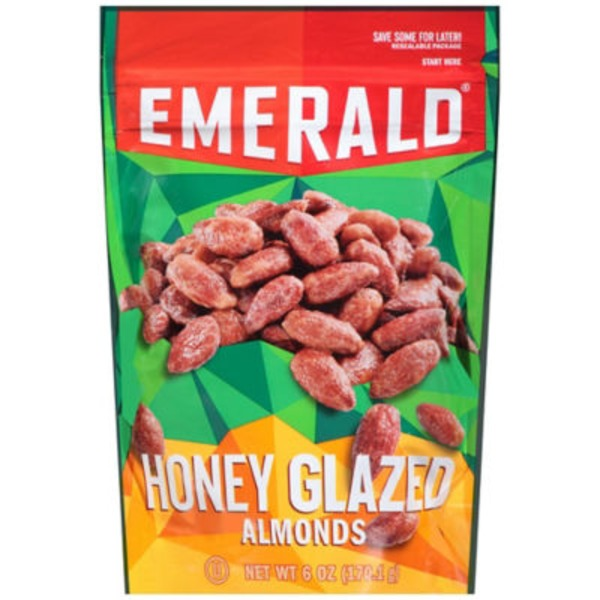 Emerald Cove Honey Glazed Almonds