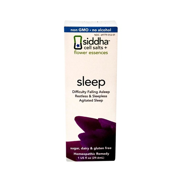 Sidda Flower Essences Sleep Drops