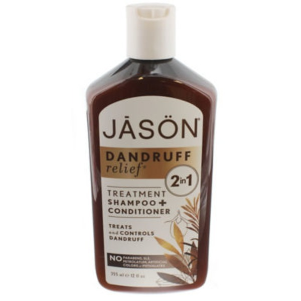 Jason Dandruff Relief 2 in 1 Shampoo + Conditioner Treatment