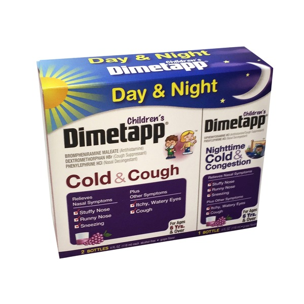 Dimetapp Day & Night