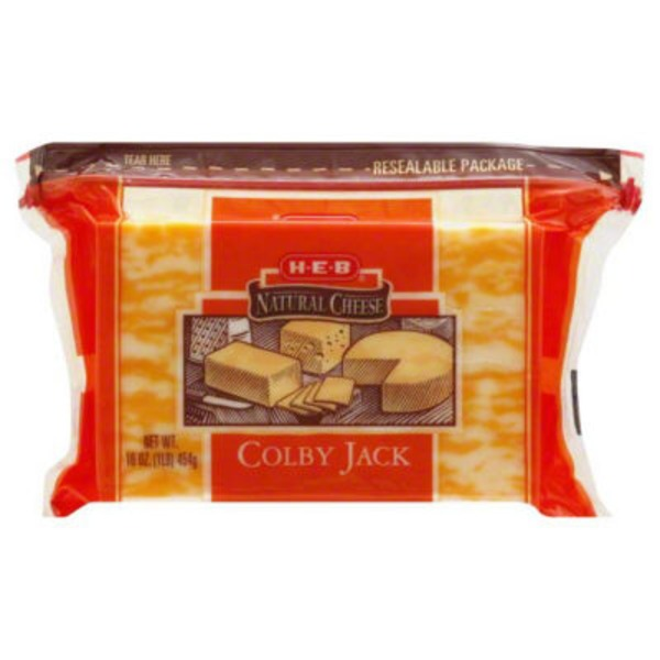 H-E-B Colby Jack Cheese