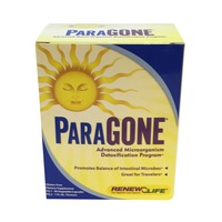 Renew Life ParaGone, Detoxification Program