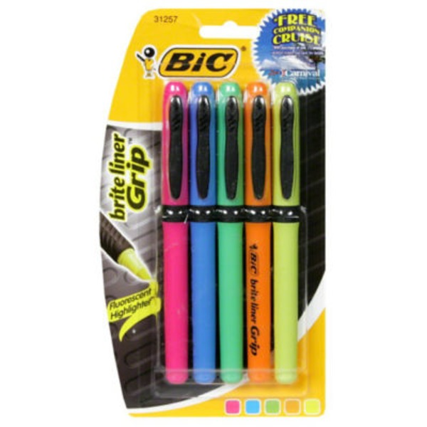 BiC Liner Grip Highlight