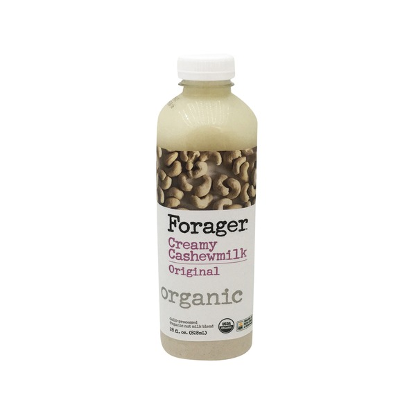 Forager Project Organic Sweetened Creamy Cashewmilk