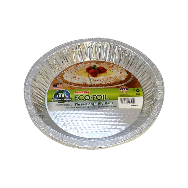 Handi-Foil Pie Pans, Large