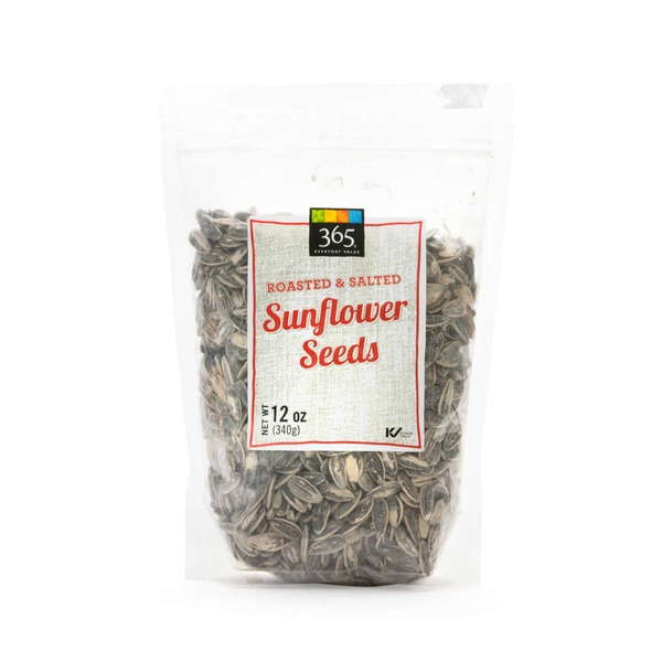 365 Roasted & Salted Sunflower Seeds