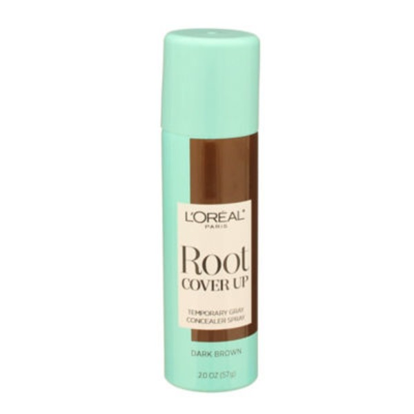 Root Cover Up Dark Brown Root Hair Color