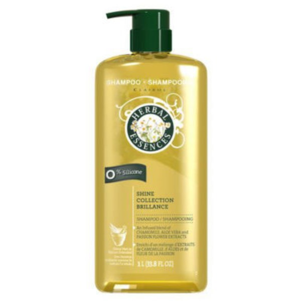 Herbal Essences Shine Herbal Essences Shine Collection Shampoo 1L  Female Hair Care