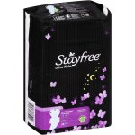 STAYFREE Ultra Thin Overnight Pads With Wings 28 ea