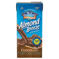 Almond Breeze Chocolate Almond Milk Non Dairy Milk Alternative