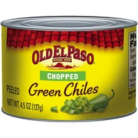 Old El Paso Mild Chopped Green Chiles