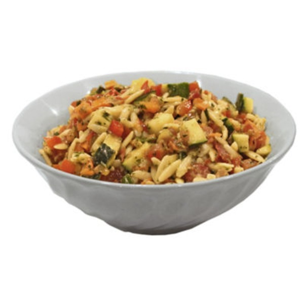 Central Market Orzo With Garden Vegetables