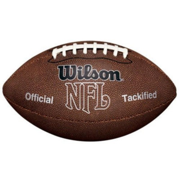 Wilson NFL MVP Official Football