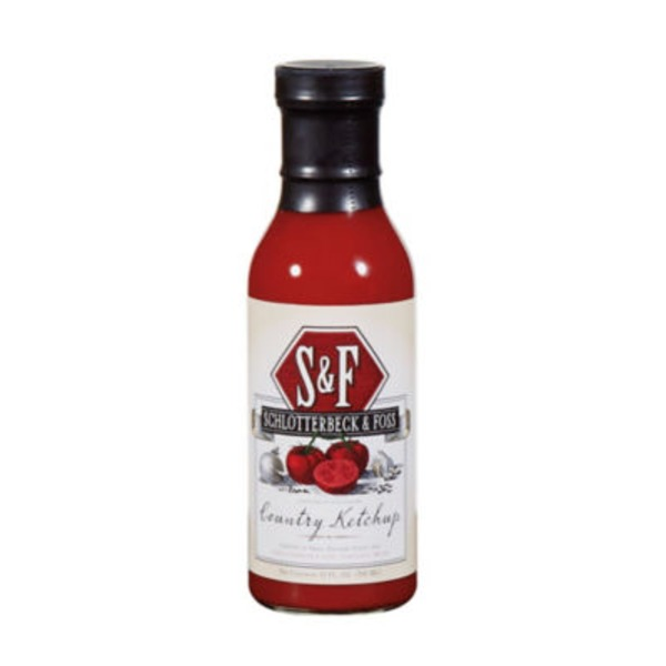 Schlotterbeck & Foss Country Ketchup