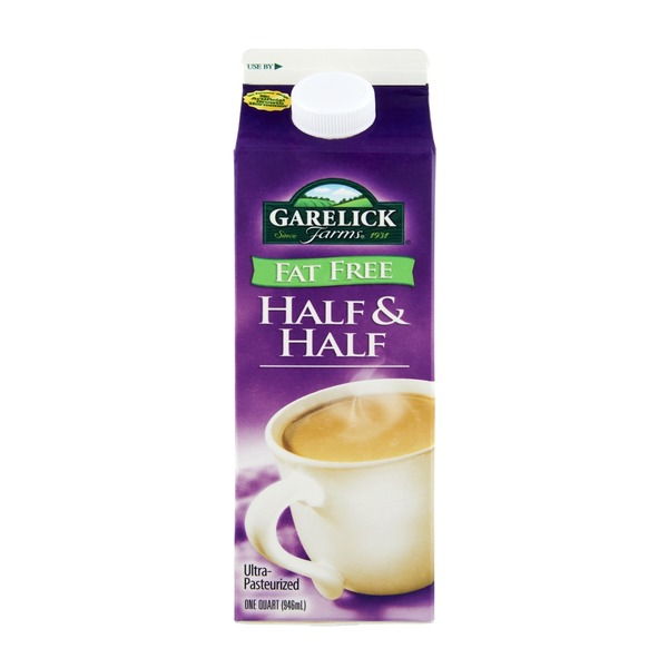Garelick Farms Fat Free Half & Half