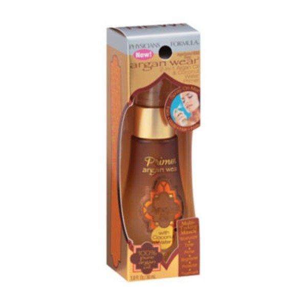 Arganwear 2-in-1 Argan Oil & Coconut Water Argan/Coconut 6668C Primer