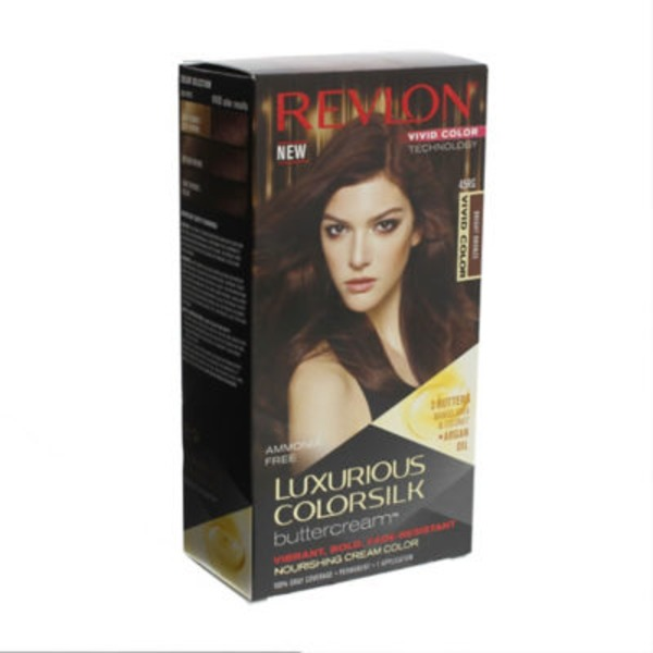 Revlon Luxurious Colorsilk Buttercream, Bright Bronze 45 Rg