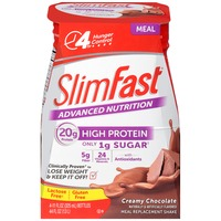 Slimfast Advanced Nutrition Creamy Chocolate Meal Replacement Shake