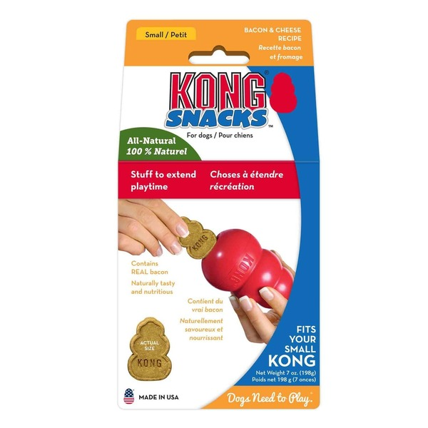 Kong Co. Small Bacon & Cheese Snacks