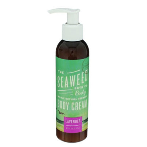 The Seaweed Bath Co. Wildly Natural Cream Lavender Scent