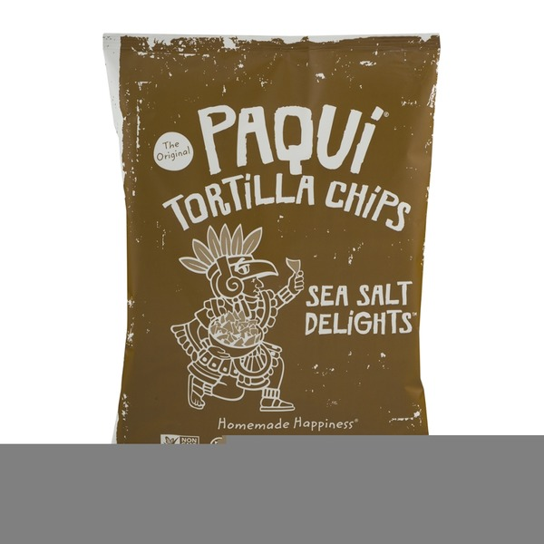 Paqui Tortilla Chips Sea Salt Delights