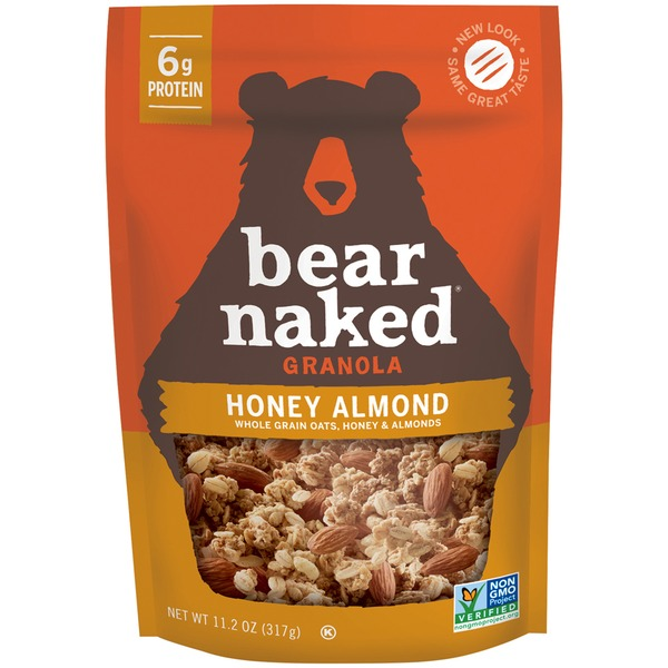Bear Naked Honey Almond Soft-Baked Granola