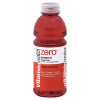 Glaceau Vitaminwater Zero Power-C Dragonfruit Enhanced Water Beverage