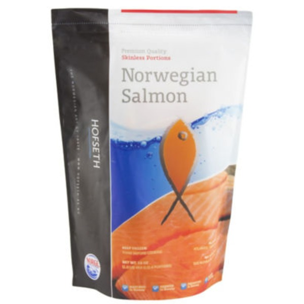 Hofseth Norwegian Salmon Oil