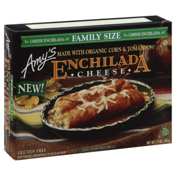 Amy's Enchilada Cheese