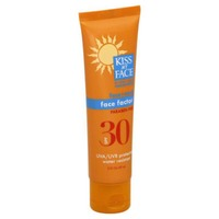 Kiss My Face Sunscreen Face Factor Face + Neck Protection SPF 30