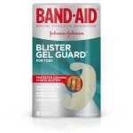 BAND-AID® Brand Blister Protection, Adhesive Bandages for Fingers and Toes, 8 Count