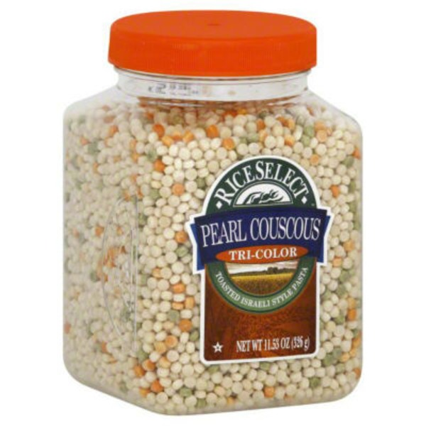 RiceSelect Pearl Couscous Tri-Color