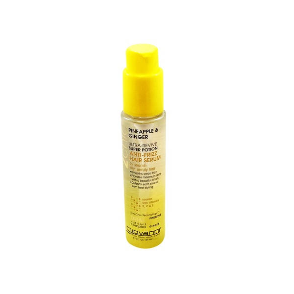 Giovanni Pineapple Ginger Anti-Frizz Hair Serum