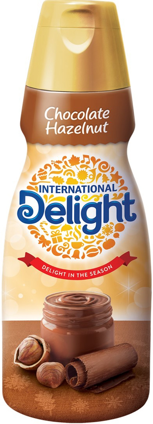 International Delight Chocolate Hazelnut Coffee Creamer