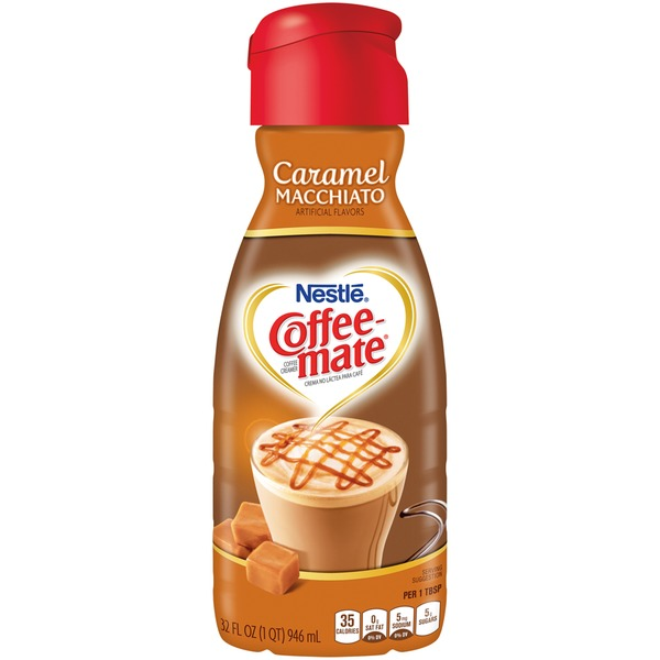Nestlé Coffee Mate Caramel Macchiato Liquid Coffee Creamer