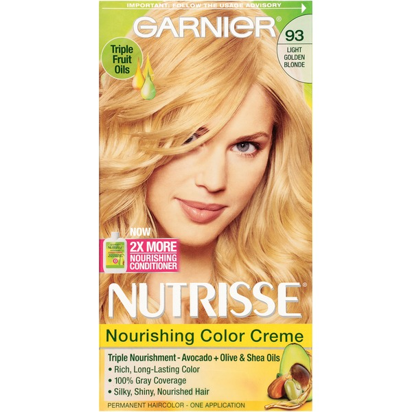 Nutrisse® 93 Light Golden Blonde (Honey Butter) Nourishing Color Creme