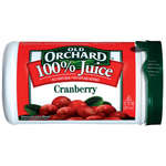 Old Orchard 100% Juice Cranberry Concentrate Frozen