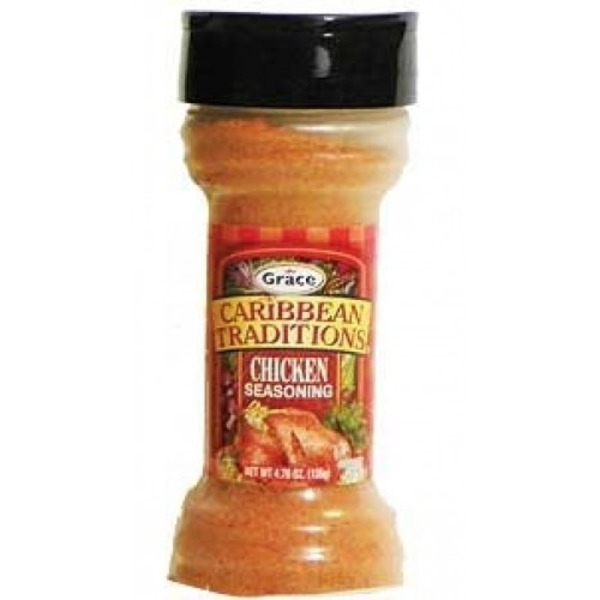 Grace & I Caribbean Tradition Chicken Seasoning