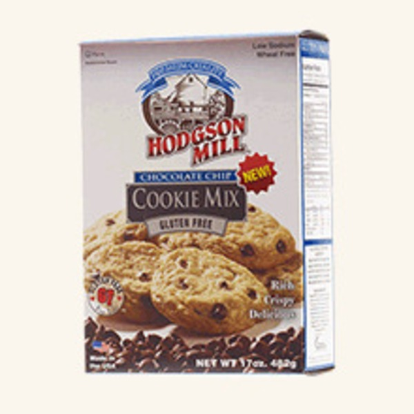 Hodgson Mill Cookie Mix, Chocolate Chip, Gluten Free