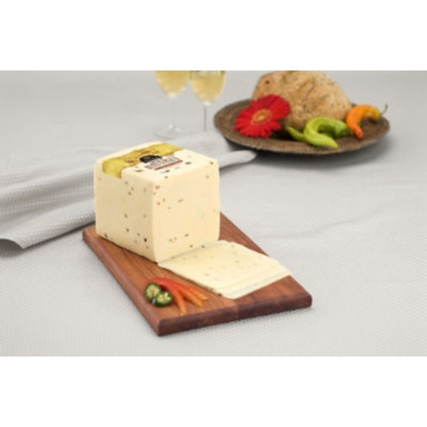 Boar's Head Cream Havarti Cheese With Jalapeno, Sold By The Pound