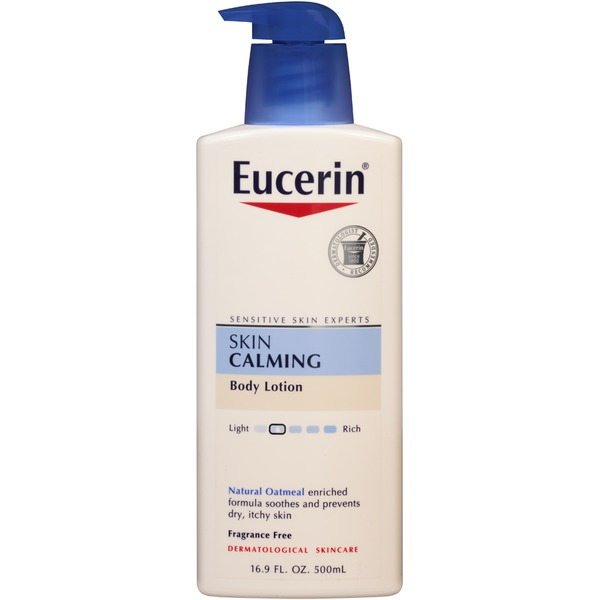 Eucerin Skin Calming Body Lotion