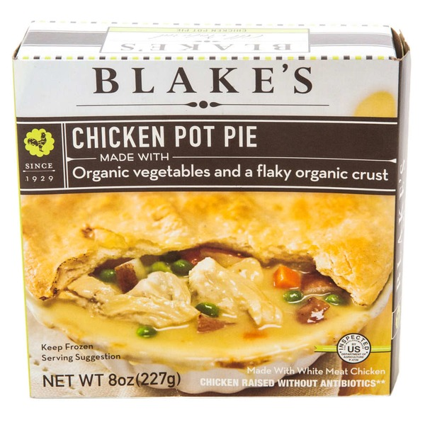 Blake's Organic Chicken Pot Pie