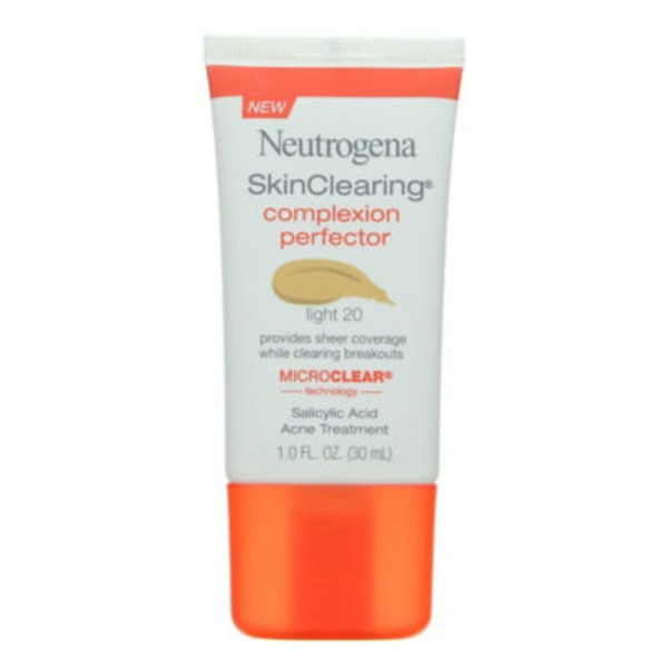 Neutrogena SkinClearing Complection Perfector Light 20 Acne Treatment