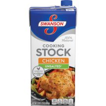 Swanson® Unsalted Chicken Cooking Stock, 32 oz.
