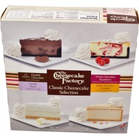 The Cheesecake Factory Assorted Cheesecake